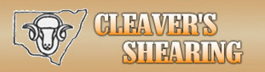 Cleaver's Shearing